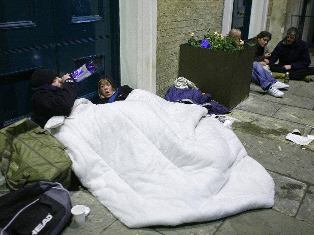 Almost 50,000 people asked for help with homelessness last year