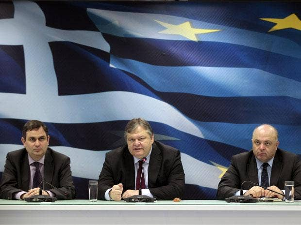 Greece can receive the first batch of bailout money of up to 35.5 billion euro
