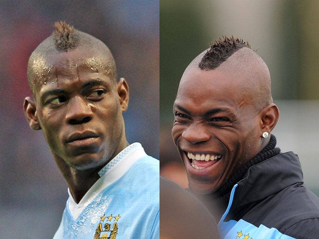 Balotelli revealed both sides of his personality in the interview with Olivier Dacourt