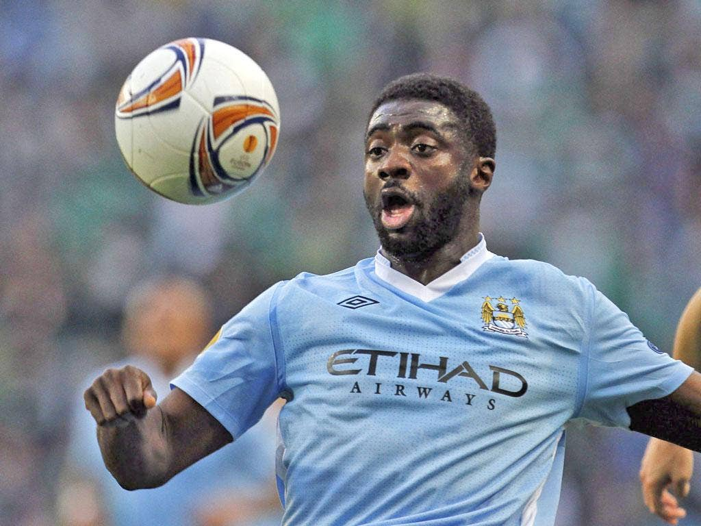 Kolo Touré says Swansea will be a massive game for City