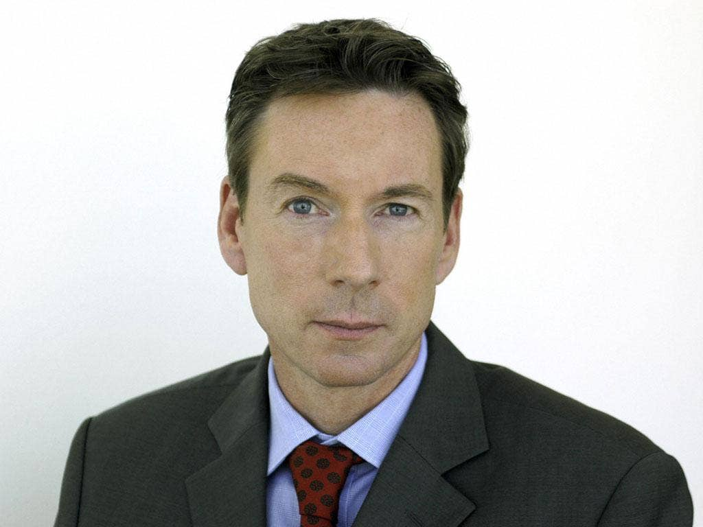 Frank Gardner, the BBC security correspondent