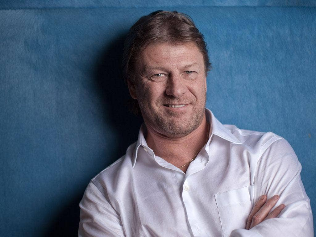 Sean Bean on his latest role as a transvestite: 'I got pretty good at walking in high heels'