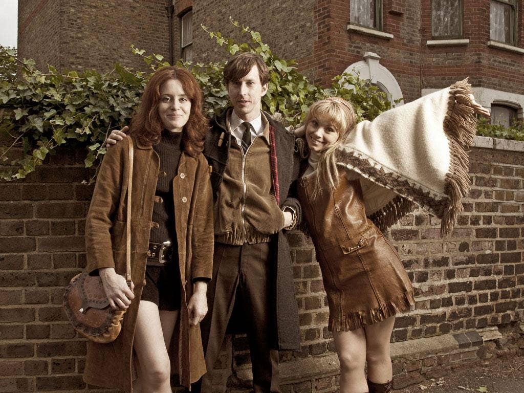 Claire Foy, Lee Ingleby and MyAnna Buring