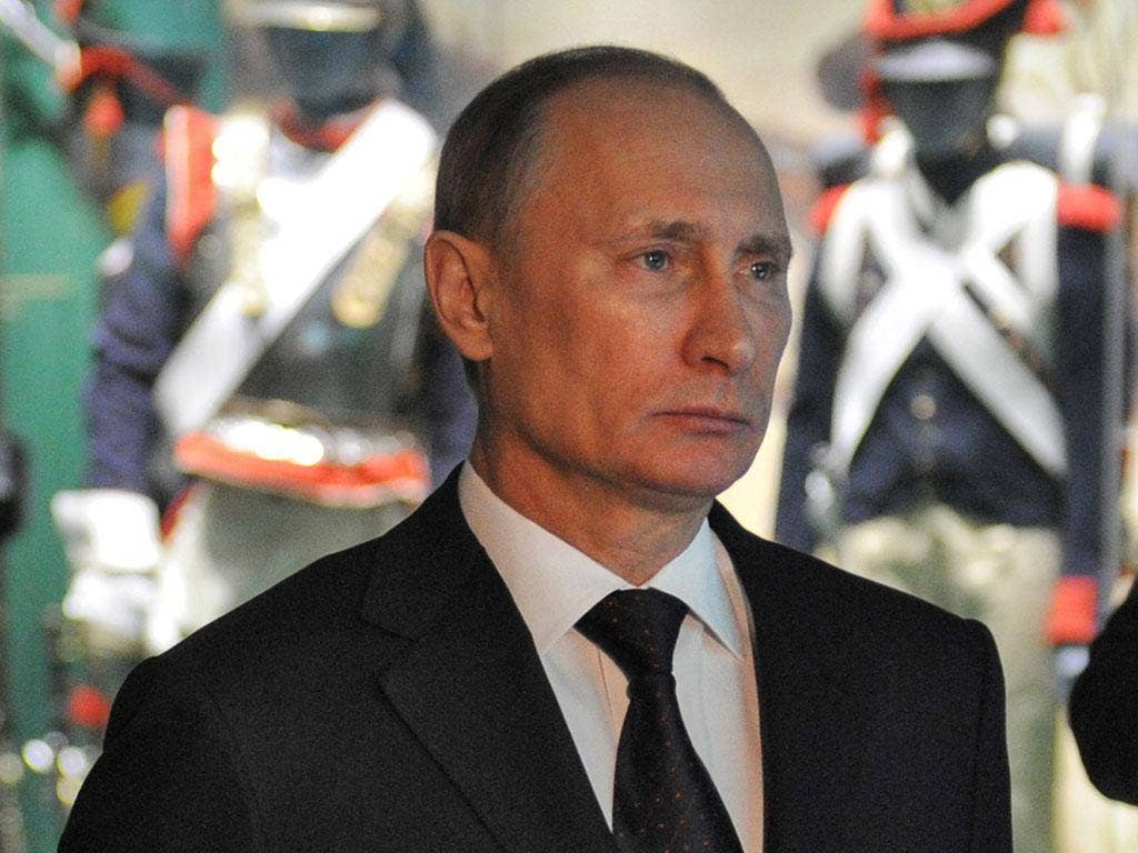 Putin's re-election divided opinion on 'World Have Your Say'