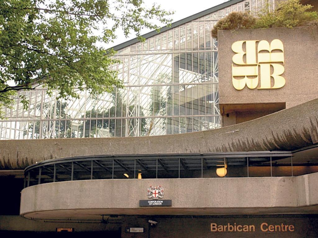 Urban legend: the Barbican Centre