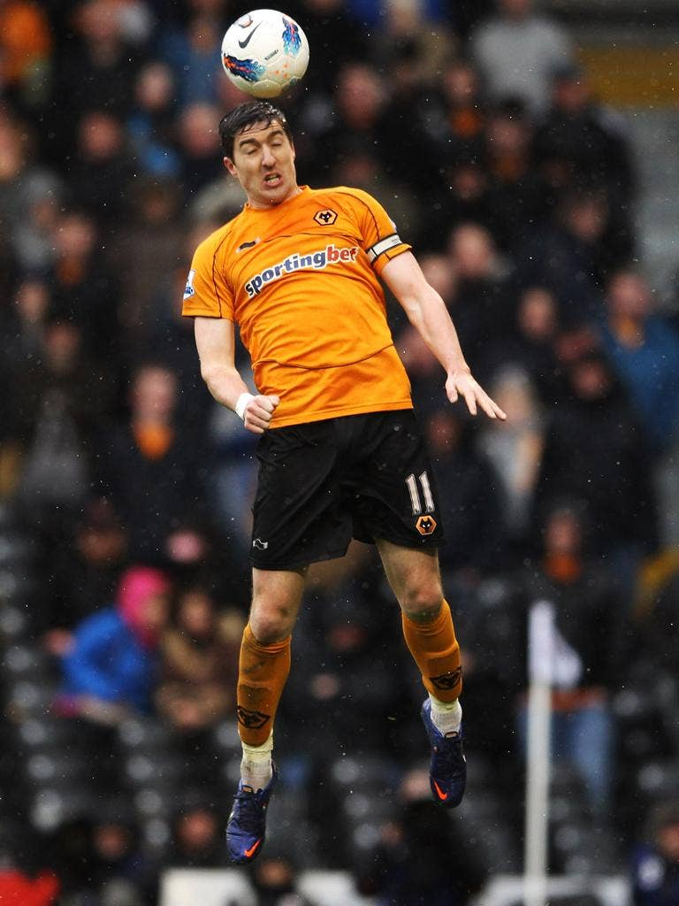 Stephen Ward of Wolves