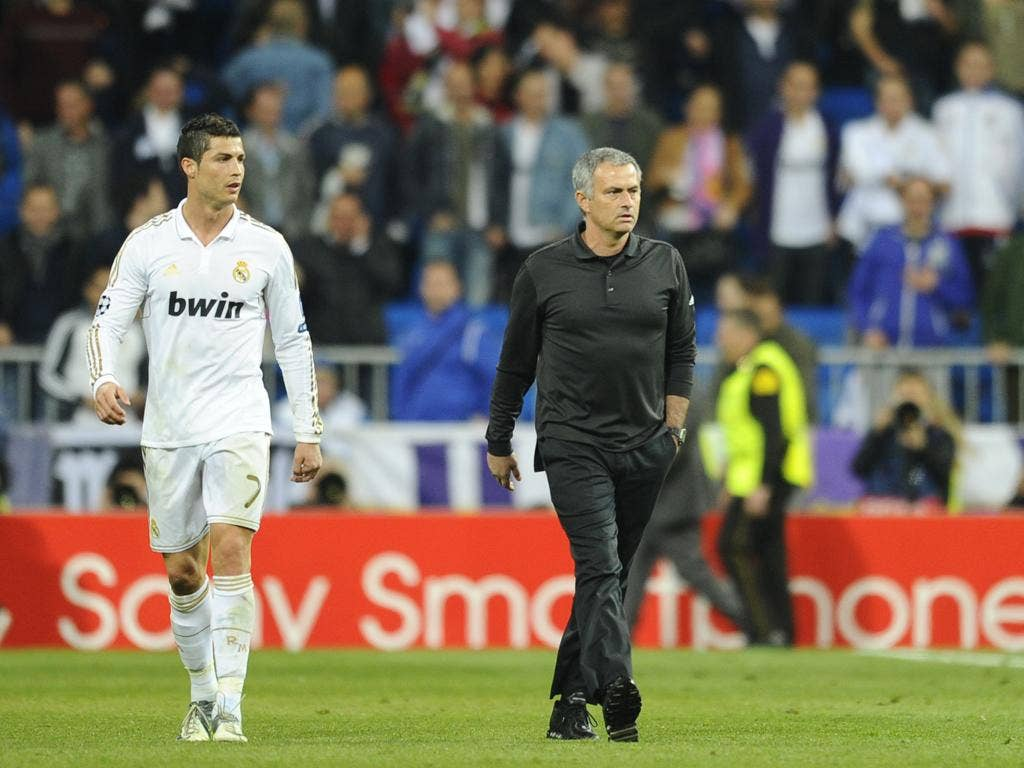 Ronaldo scored twice against CSKA