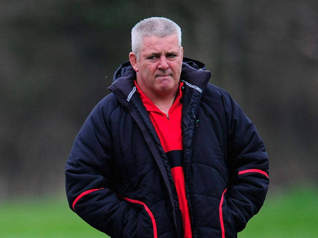 Wales coach believes open rugby is more likely with the roof closed