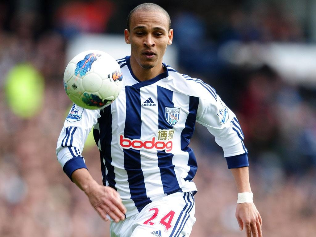 Peter Odemwingie scored five goals in two games last month