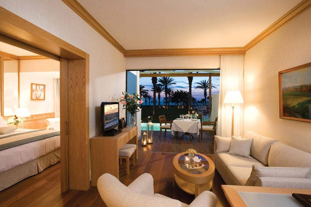 Suite dreams: The Asimina hotel near Paphos