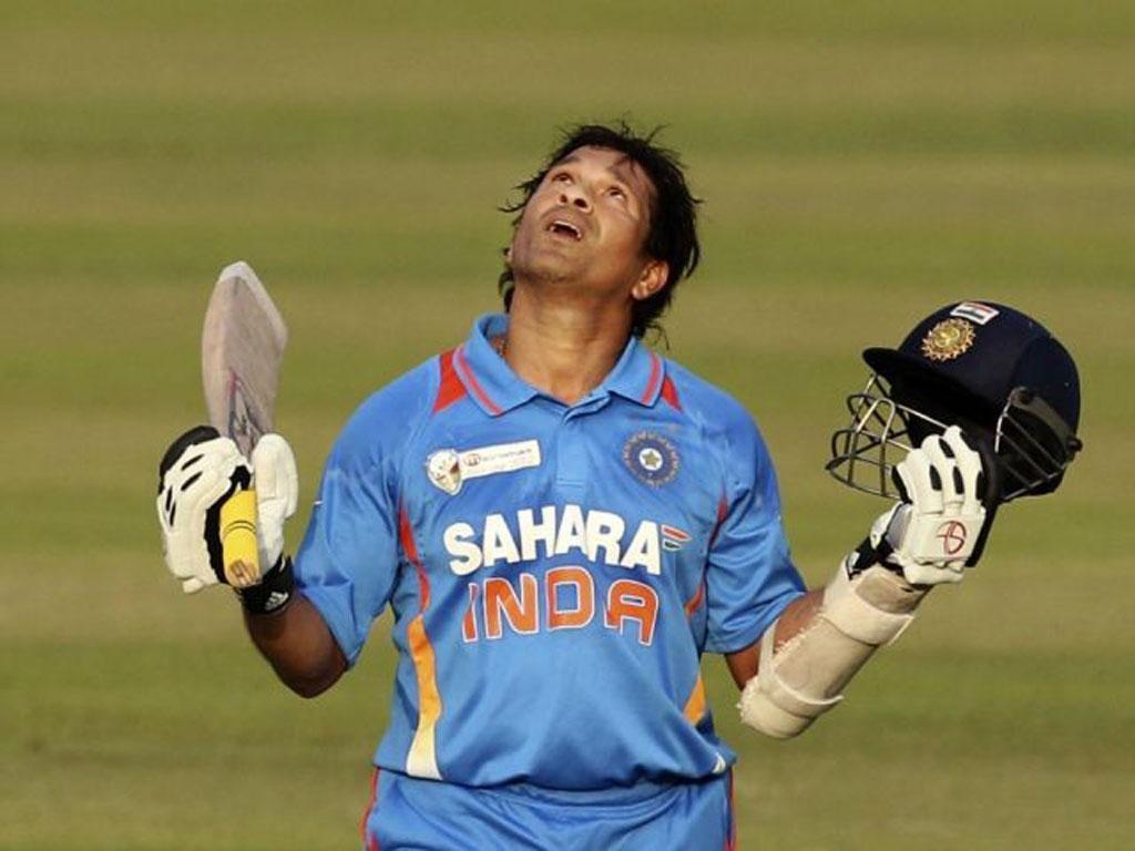 SachinTendulkar has scored 20 of his 100 tons against Australia
