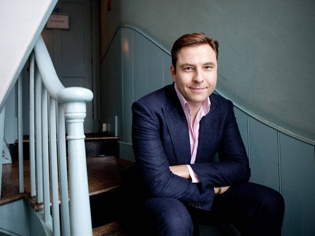Actor and comedian David Walliams will be editing The Independent and sister paper i in aid of Sport Relief