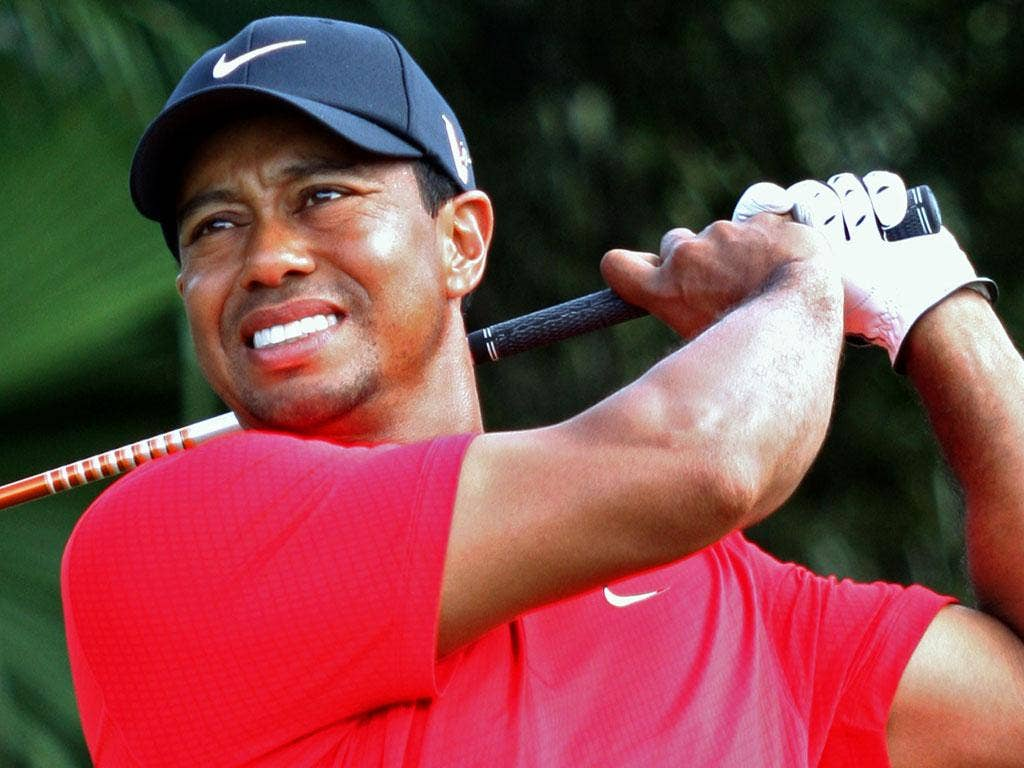 TIGER WOODS: The former world No 1 is not happy about a book written by his ex-coach