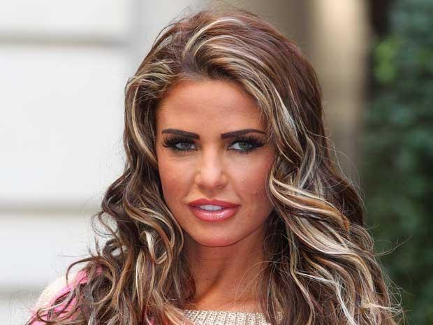 Katie Price is due to divorce second husband Alex Reid today