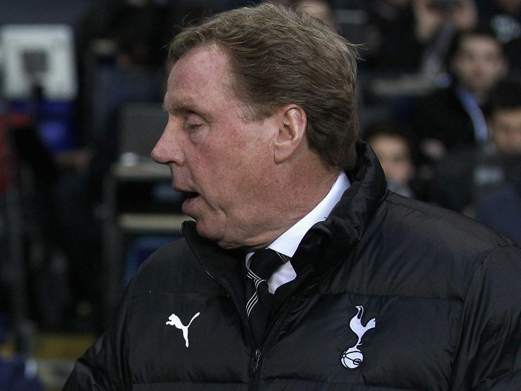 Redknapp must prepare his team to return to White Hart Lane