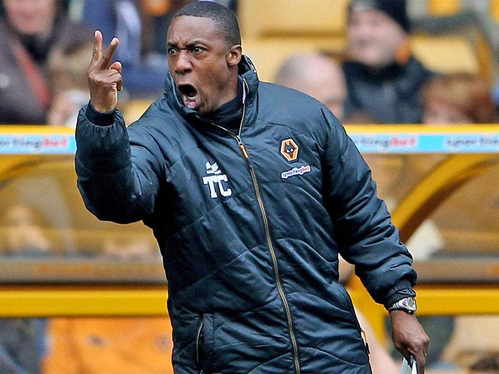 Despite a hammering by Manchester United, Terry Connor can still save Wolves' season, says Matt Jarvis