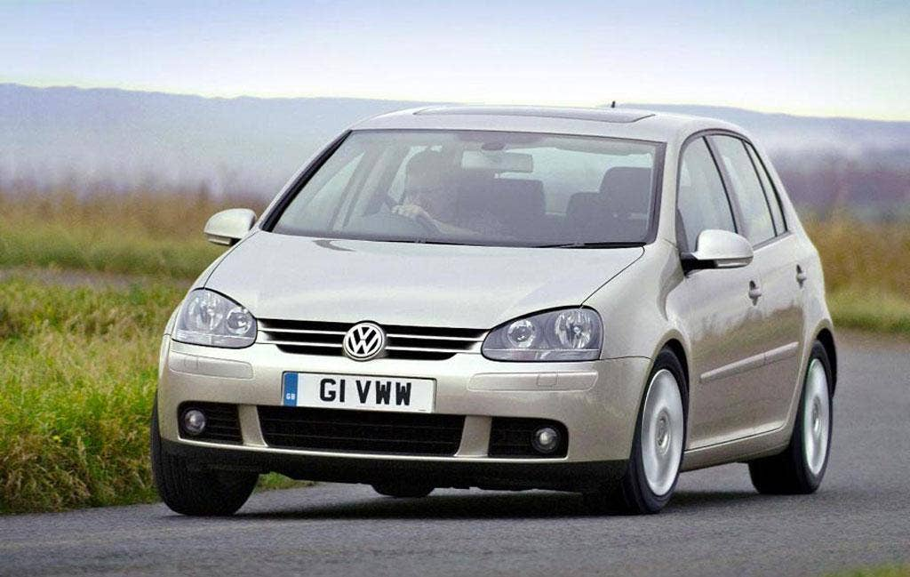 The Mark 5 Golf is much better to drive and more refined than Mark's current Golf
