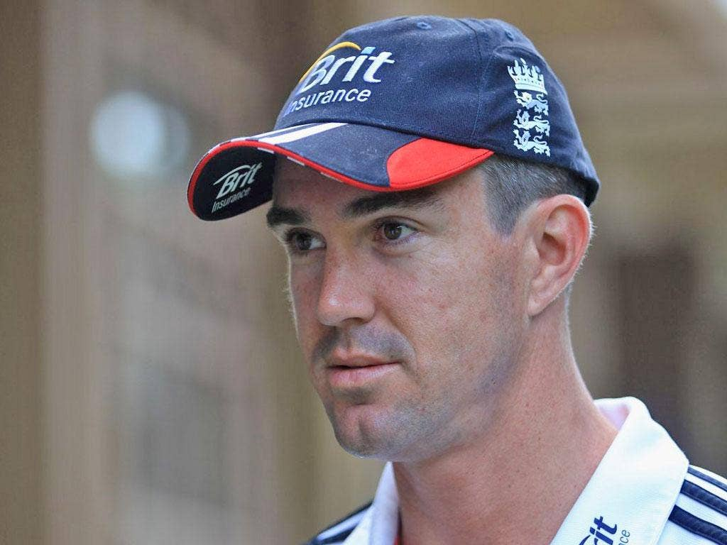 """'I'm batting like I used to. I did one session with Mushy, I looked at him, he looked at me and it was like """"we're back""""' says Kevin Pietersen"""
