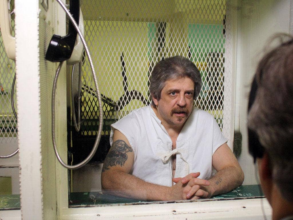 Without judgement or sentiment, Werner Herzog lets Hank Skinner tell his story in <i>Death Row</i>