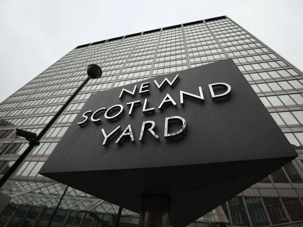 Scotland Yard has ruled out local gang involvement in the shooting of German Gorbuntsov