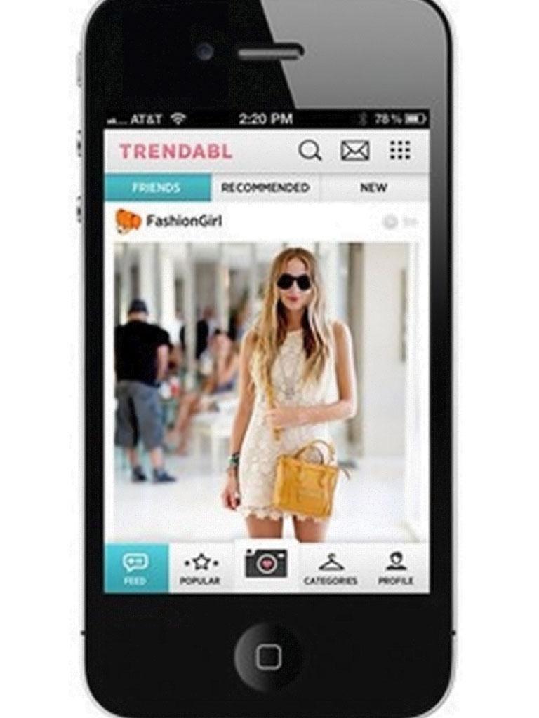 Trendabl app connects fashion communities