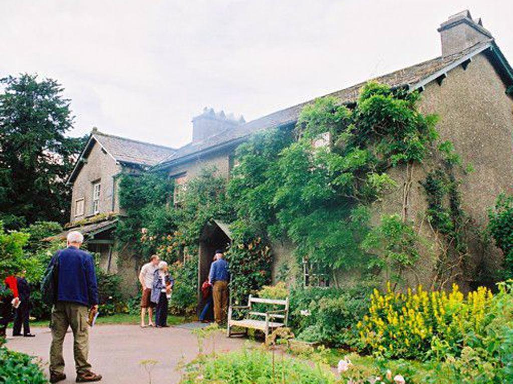 Beatrix Potter's house in Cumbria
