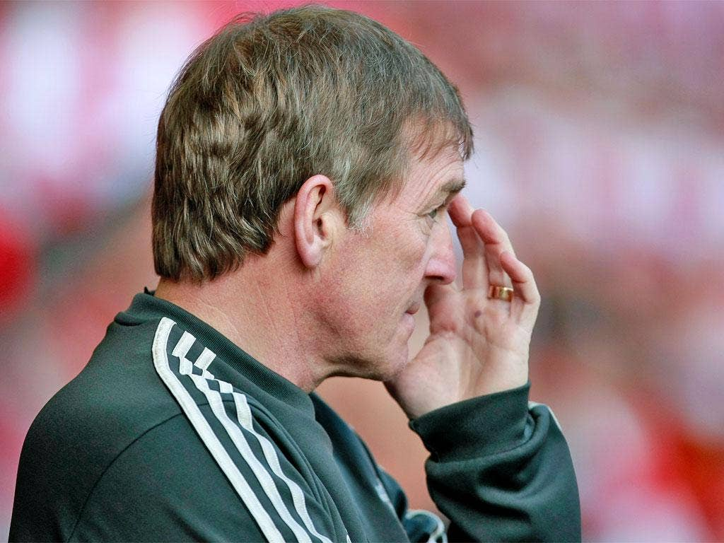 Kenny Dalglish is 'heading in the right direction', says Houllier