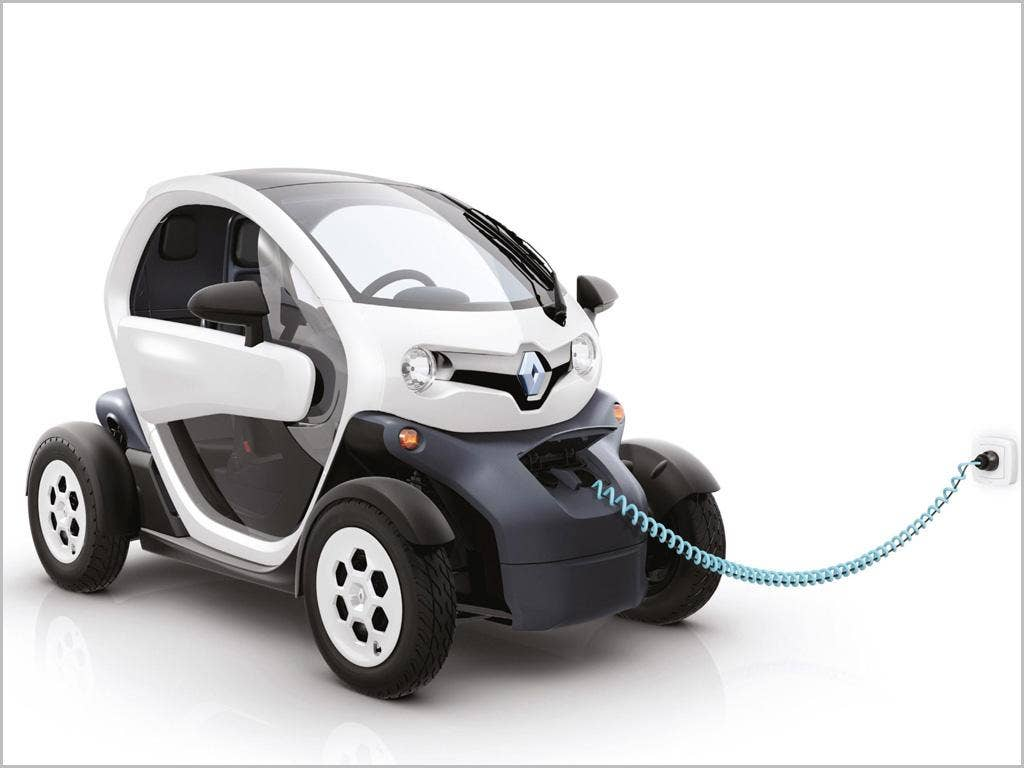 Renault Twizy: list prices do not include the Twizy's battery pack, which must be leased separately