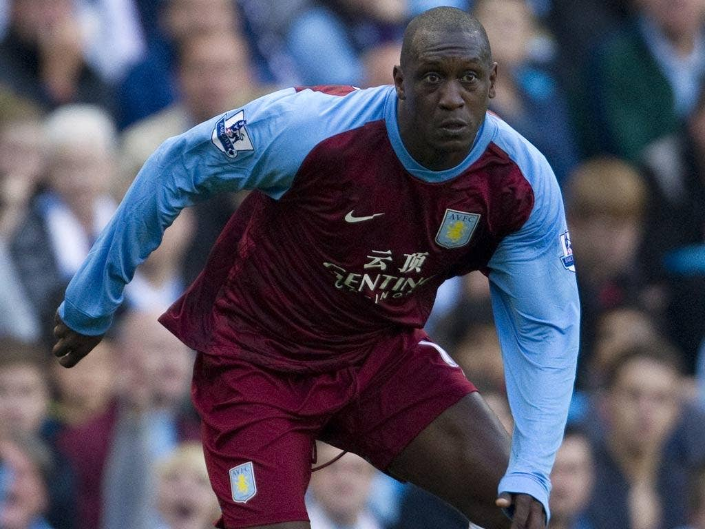 Heskey's aim has improved since the end of his English football career