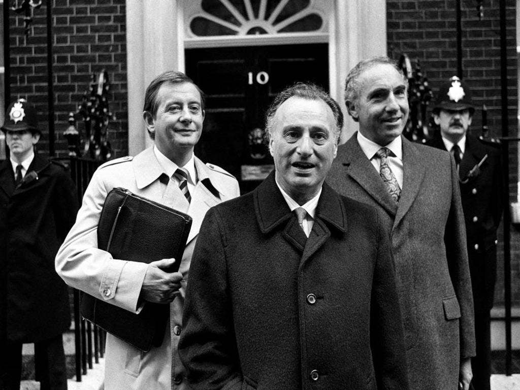 Paul Eddington playing the role of PM Jim Hacker as the satirical comedy show Yes, Prime Minister is to be revived for a new series, nearly a quarter of a century on