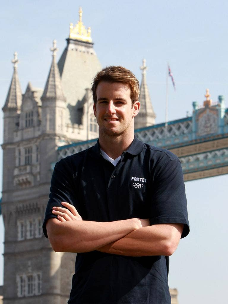 James Magnussen could be a star of the Games in the pool