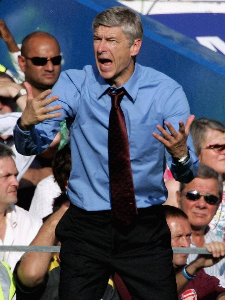 Arsene Wenger: 'We just want to keep our focus on what we do and not worry about others'