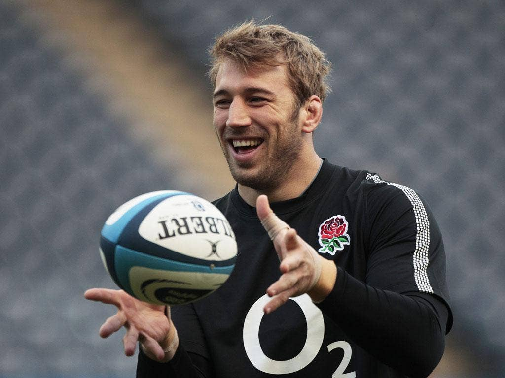 Chris Robshaw led England to four wins out of five in Six Nations