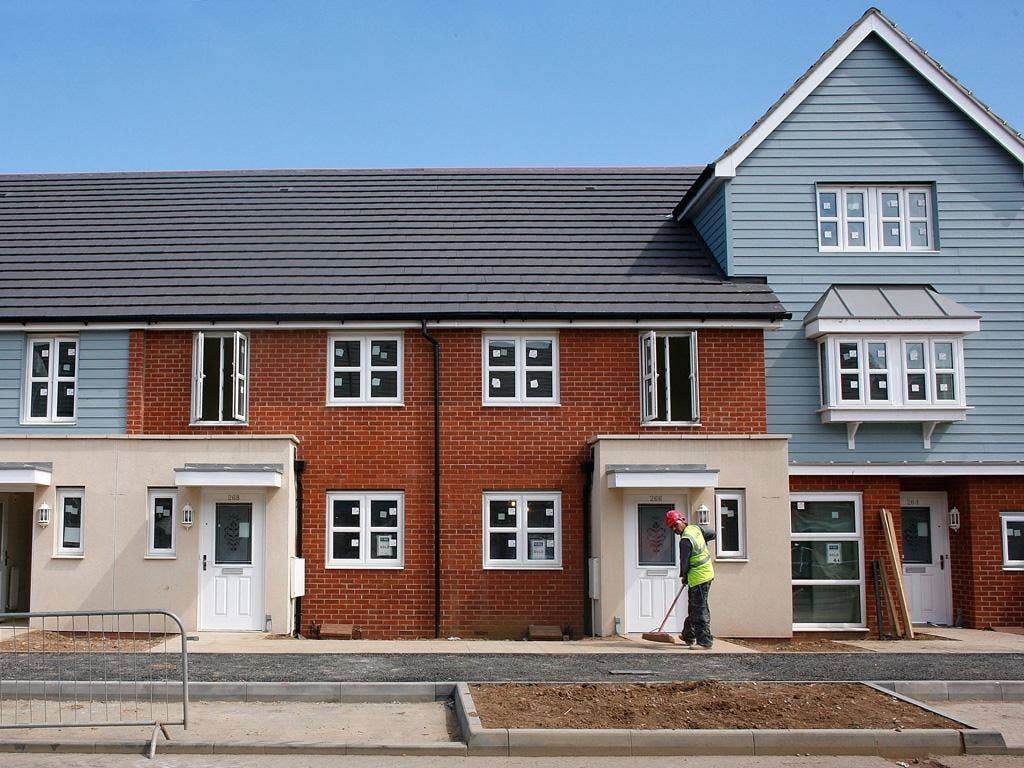 People who bought into new-build properties with a housing association face difficulties when they want to move out