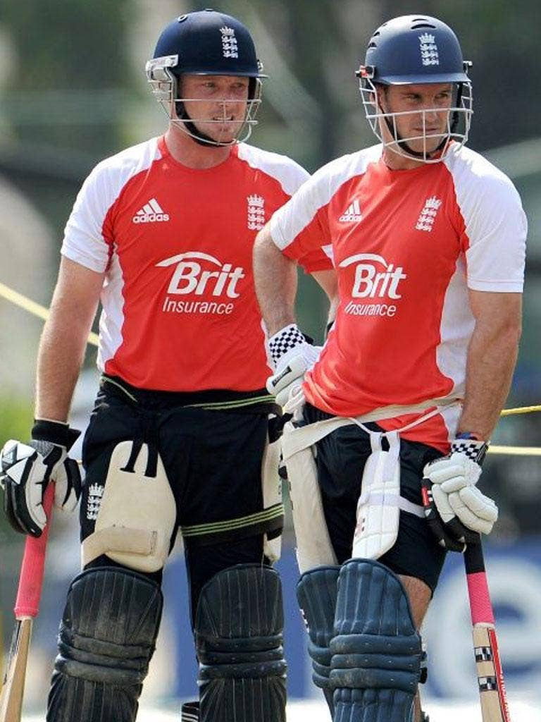 Andrew Strauss has always been there for me in my England career