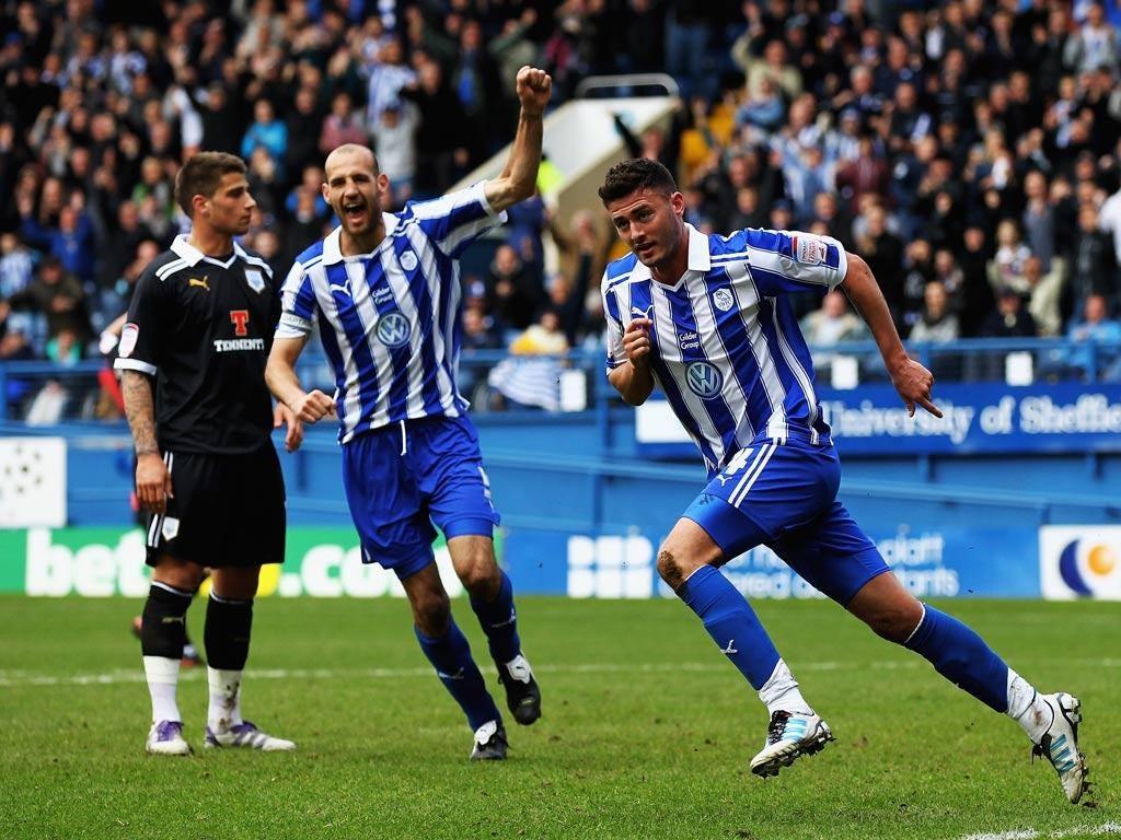 Sheffield Wednesday beat Preston 2-0 in the match
