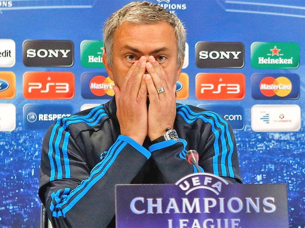The Real Madrid manager said he would 'respect' Apoel Nicosia