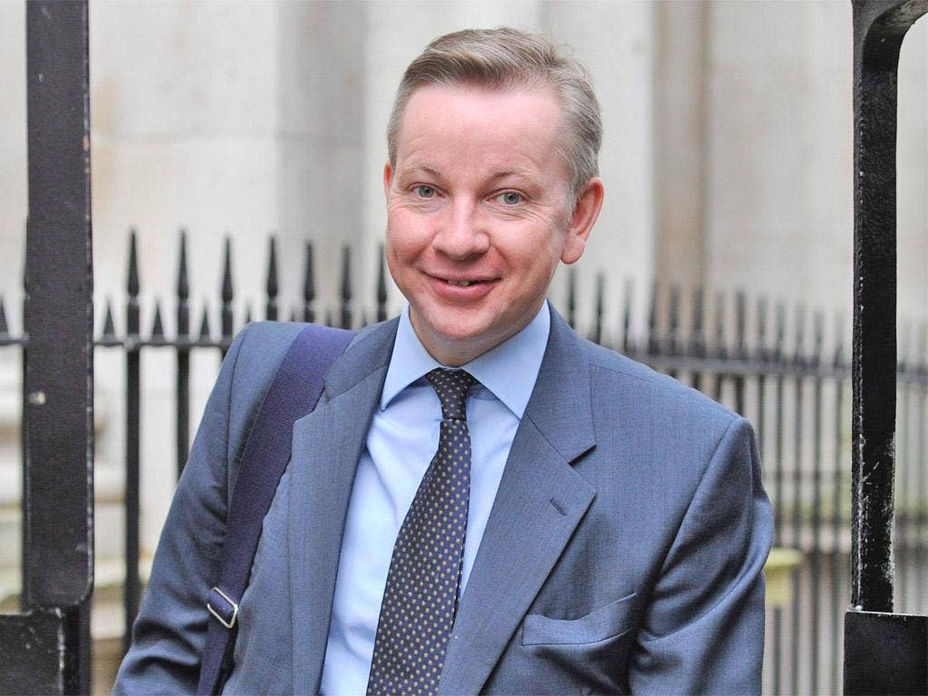 Gove says a move away from AS-levels would develop pupils' thinking skills