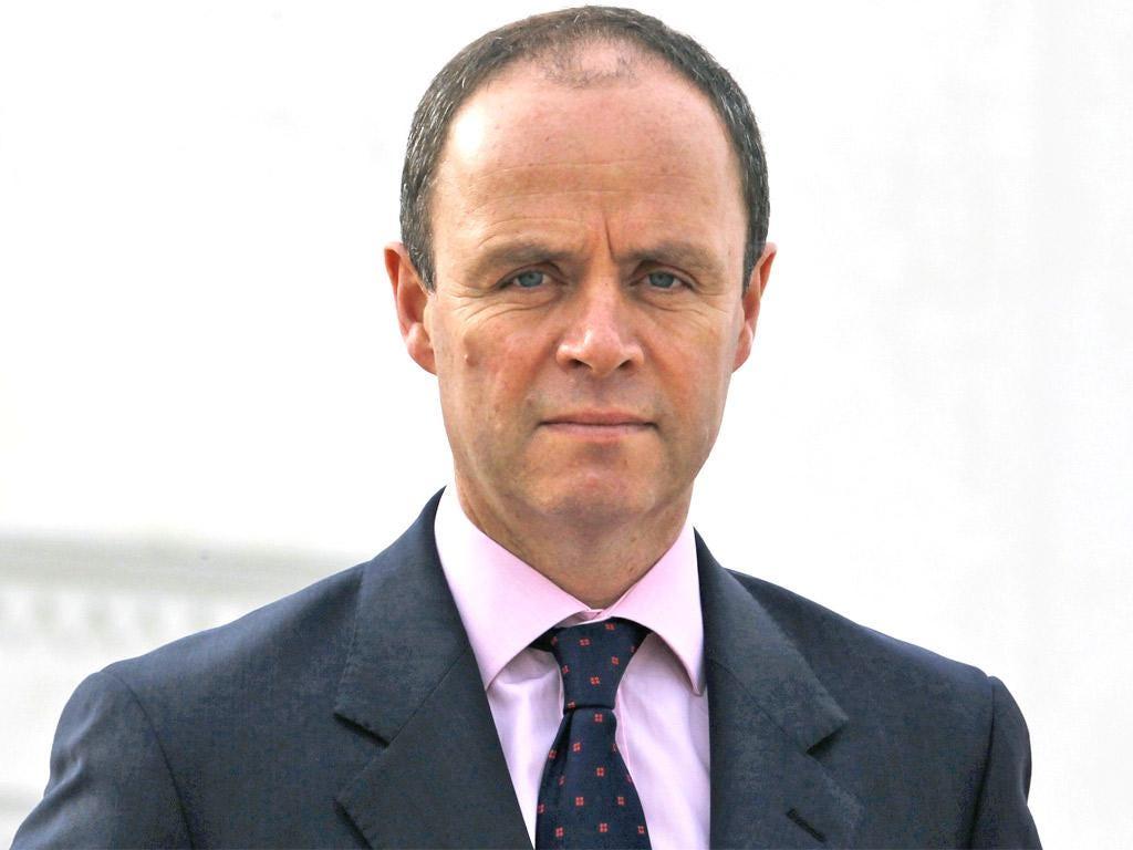 Former Metropolitan Police Assistant Commissioner, John Yates