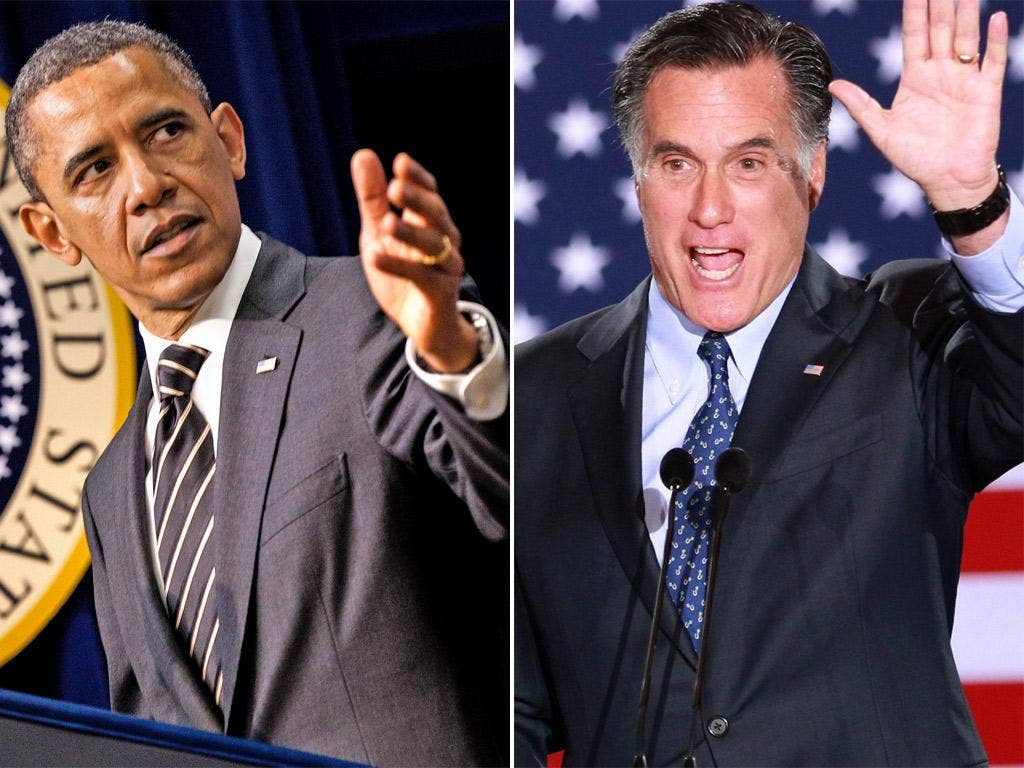Barack Obama has gone into full re-election mode as Mitt Romney lengthens his lead in the Republican presidential race
