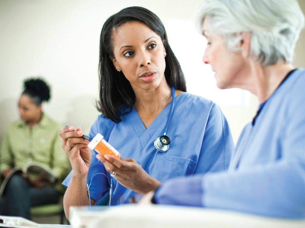 Courses focus on skills such as clinical leadership and service evaluation