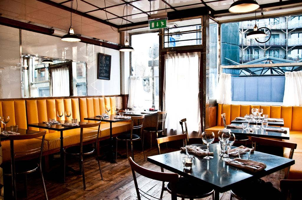 Meat People has a short menu, trendy waiting staff and stylish décor