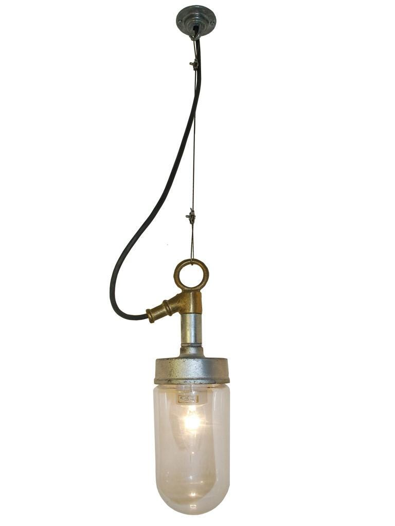 Well Glass pendant from Davey Lighting