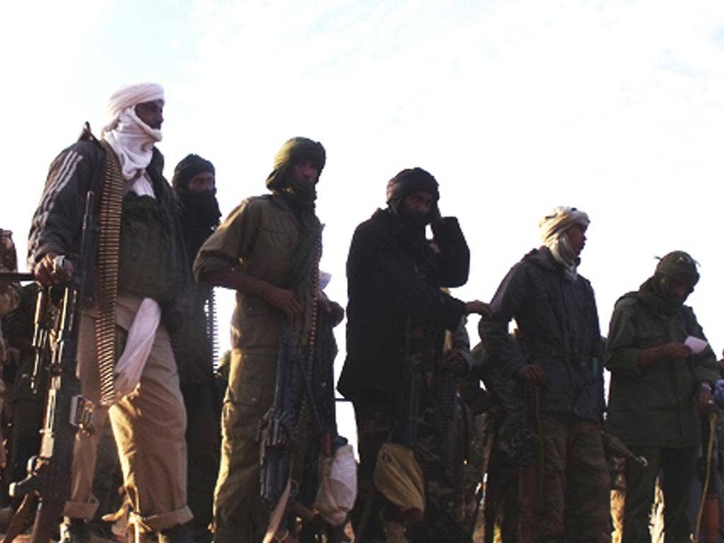 Tuareg rebels have declared the existence of the state of Azawad