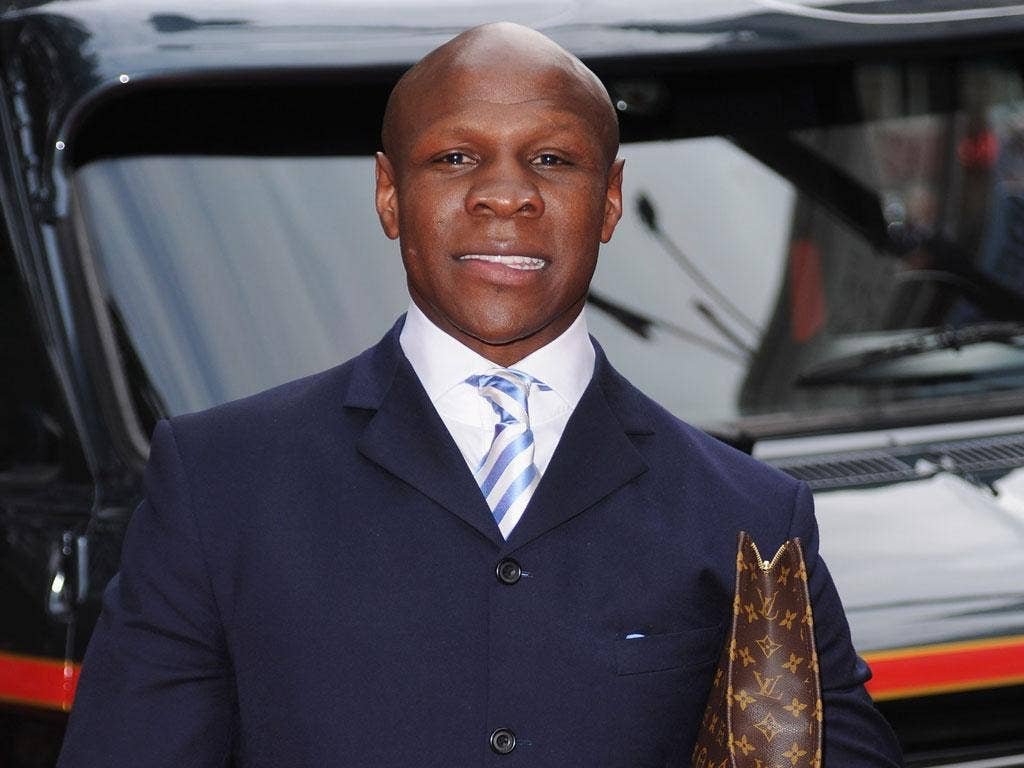 Eubank Junior on Eubank Senior: 'He is a straight talker, not the type to blow smoke up somebody's backside'