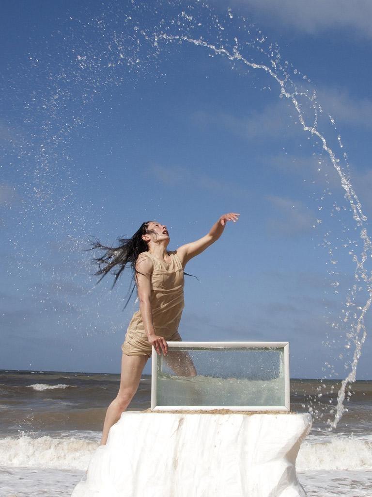 Dance work <i>SeaSaw</i>