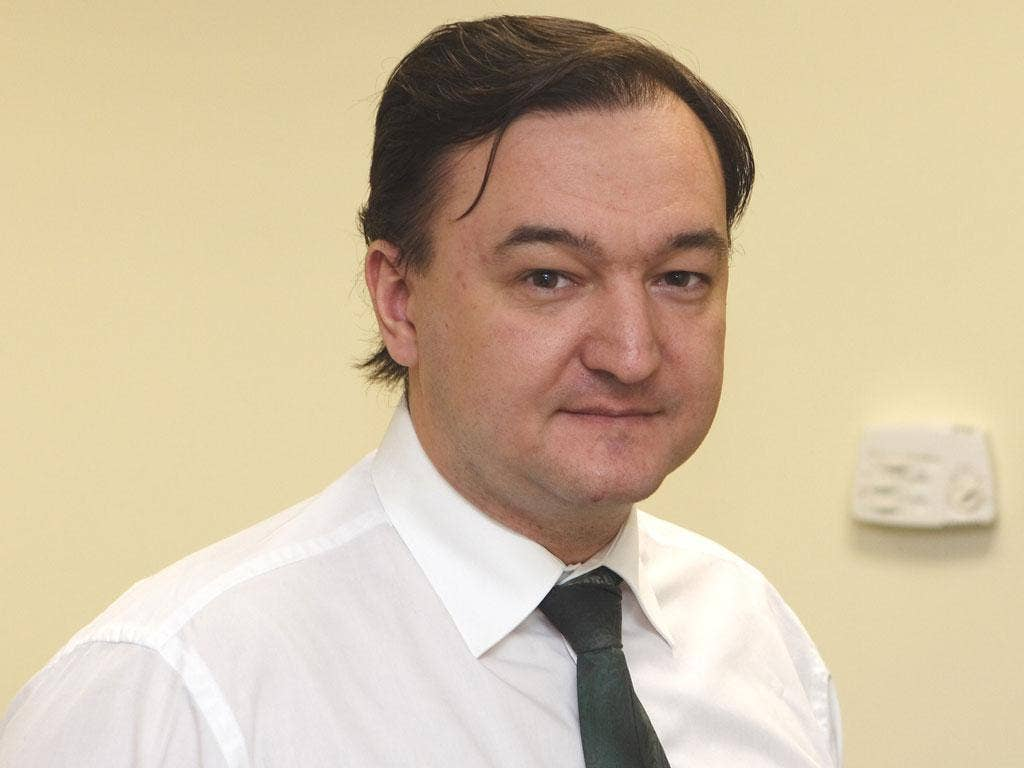 Sergei Magnitsky was jailed over a fraud he had uncovered