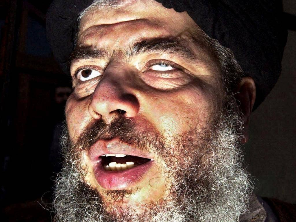 Abu Hamza is currently serving a seven-year sentence in Britain for soliciting to murder and inciting racial hatred.
