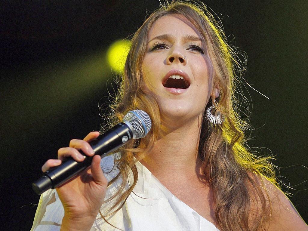 £10m: Dover-born singer Joss Stone