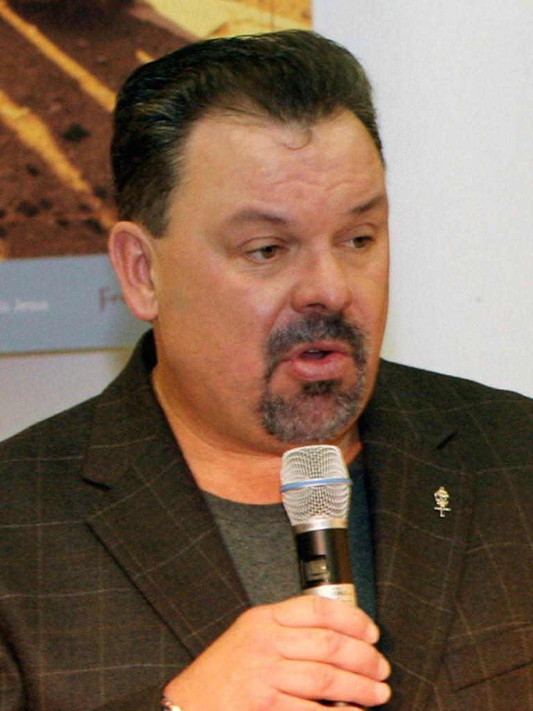 Thomas Kinkade in 2006